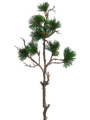 """26.5"""" Pine Spray With PineConeGreen"""