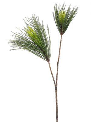 "30"" Long Needle Pine Spray Green"