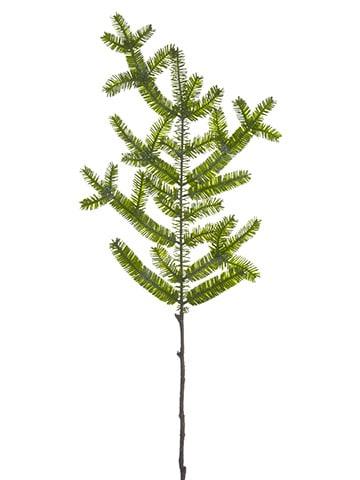 """35"""" Glittered Spruce PineSprayGreen"""