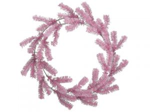 "30"" Pine Work WreatH x 44 Pink"