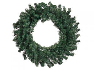 "24"" Canadian Pine WreatH x 180 (2 Ways/Double Ring)"