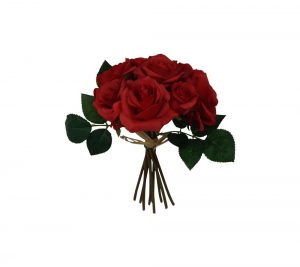 Red 15″ Rose Bouquet