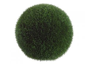 "19"" Grass Ball Green"
