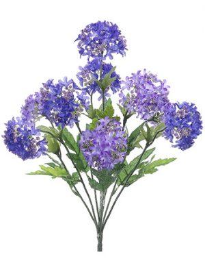 "18"" Snowball Bush x9 Purple Lavender"