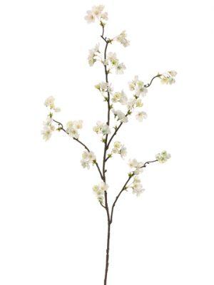 """36"""" Quince Blossom Spray Cream"""