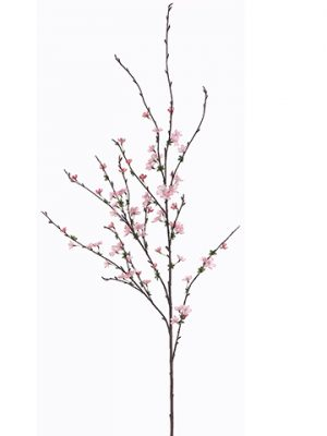 """38"""" Cherry Blossom Spray Soft Pink"""
