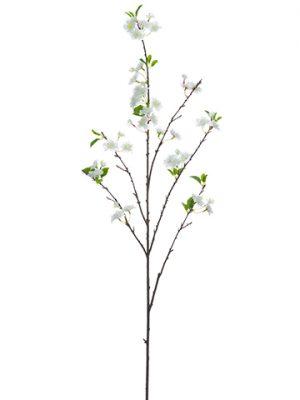 """54"""" Cherry Blossom Spray White"""