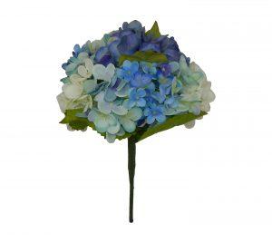 Full bloom hydrangea bouquet