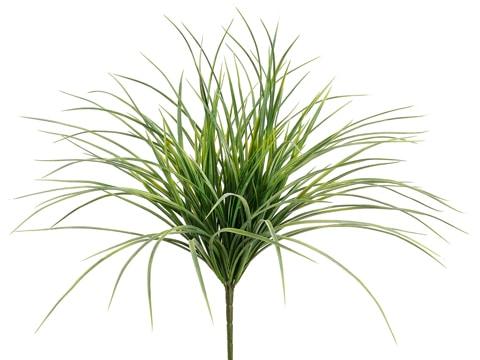 "20"" Grass Bush x12 Green"