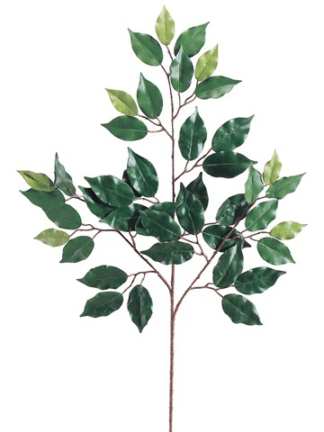 "23"" Deluxe Red Ficus Spray x3"