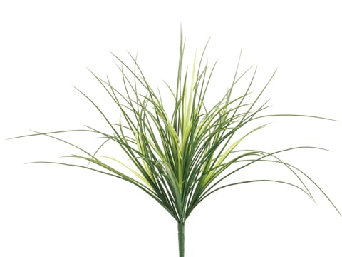 "17"" Plastic Mountain GrassBush x5Green"