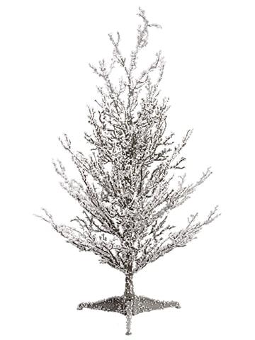 "24"" Snow Flocked ChristmasTreeSnow"