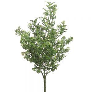 """19"""" Cedar Bush x7 Green Frosted"""