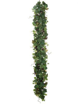 "66"" Grape Ivy w/Grape Garland Green"