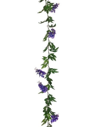 6' Wisteria Garland Violet Blue