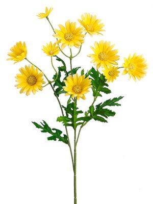 """24"""" Daisy Spray Yellow"""