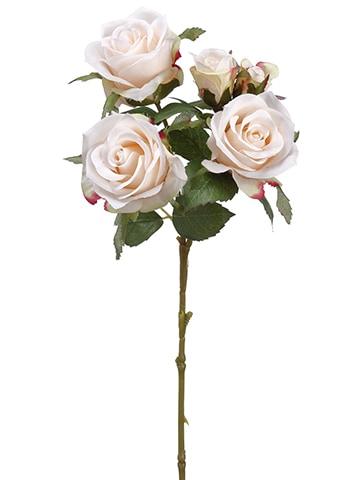 """15.5"""" Rose Spray Blush"""