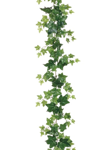 6' Puff Ivy Garland with 127LeavesGreen