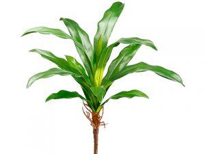 """16"""" Bromeliad Leaf Spray Green"""