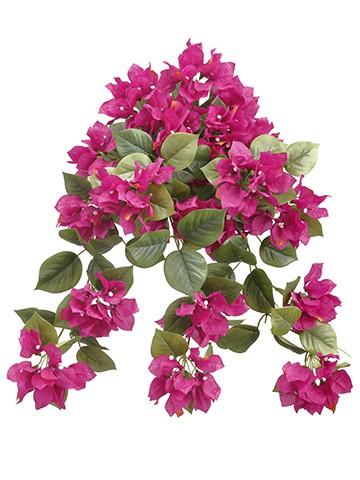 24 Bougainvillea Hanging Bush Beauty Silk Flower Depot
